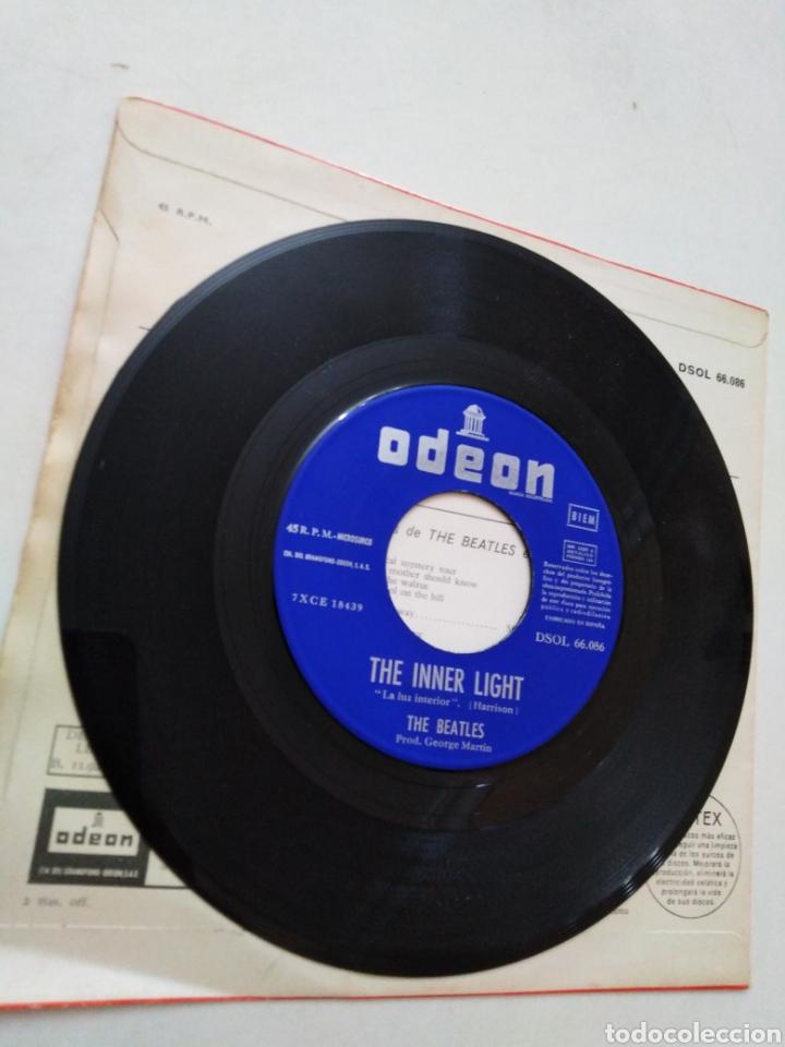 Discos de vinilo: Lote de 3 vinilos THE BEATLES ( leer descripción ) - Foto 6 - 278487123