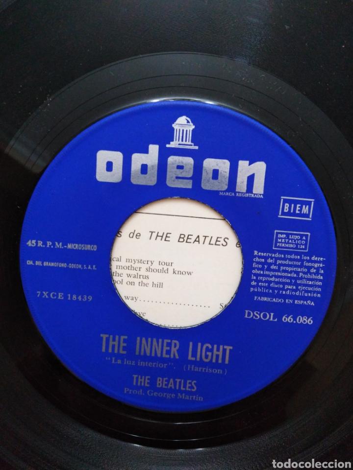 Discos de vinilo: Lote de 3 vinilos THE BEATLES ( leer descripción ) - Foto 7 - 278487123