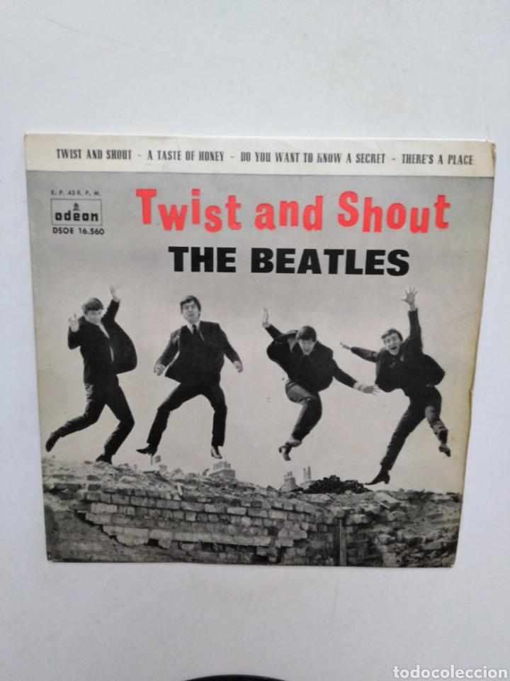 Discos de vinilo: Lote de 3 vinilos THE BEATLES ( leer descripción ) - Foto 8 - 278487123