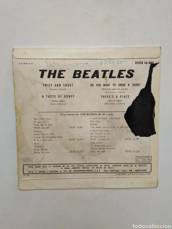 Discos de vinilo: Lote de 3 vinilos THE BEATLES ( leer descripción ) - Foto 9 - 278487123
