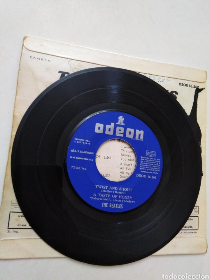 Discos de vinilo: Lote de 3 vinilos THE BEATLES ( leer descripción ) - Foto 10 - 278487123
