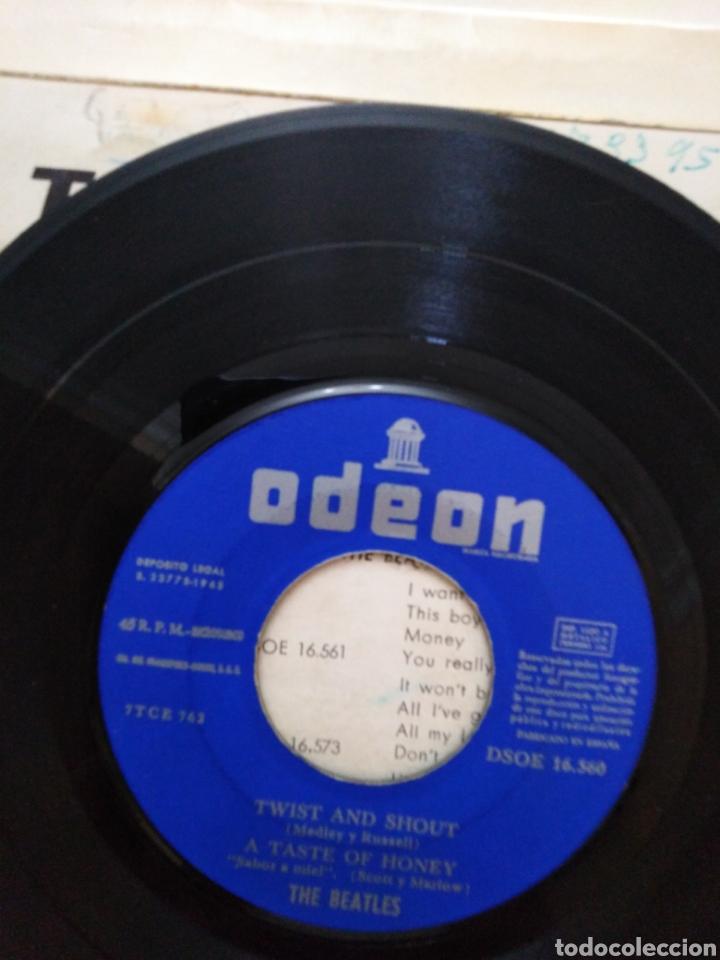 Discos de vinilo: Lote de 3 vinilos THE BEATLES ( leer descripción ) - Foto 11 - 278487123