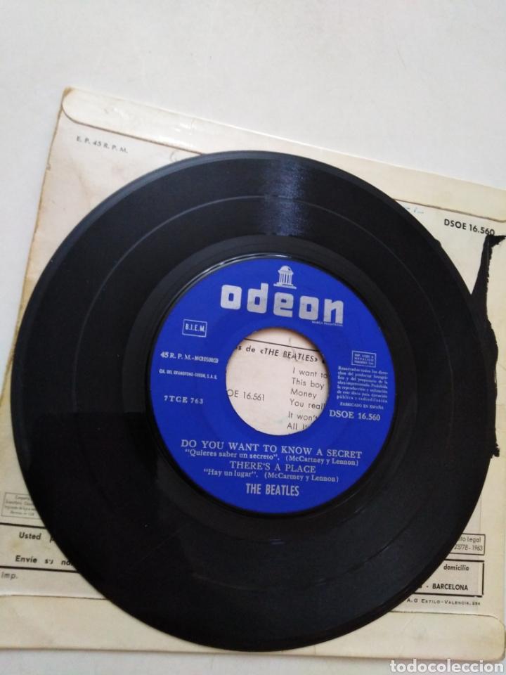 Discos de vinilo: Lote de 3 vinilos THE BEATLES ( leer descripción ) - Foto 12 - 278487123