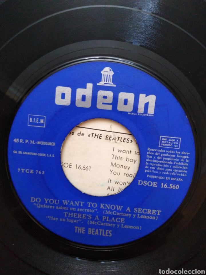 Discos de vinilo: Lote de 3 vinilos THE BEATLES ( leer descripción ) - Foto 13 - 278487123