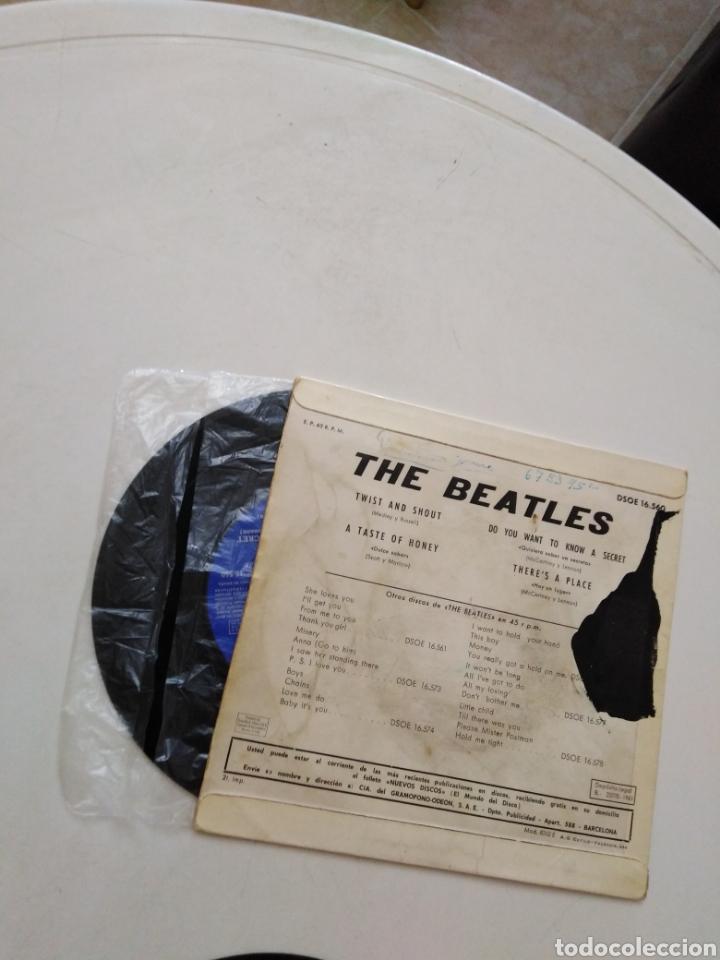 Discos de vinilo: Lote de 3 vinilos THE BEATLES ( leer descripción ) - Foto 14 - 278487123