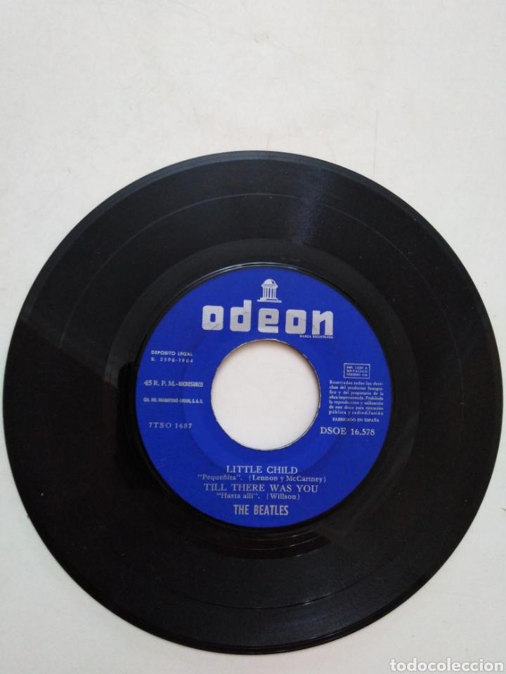 Discos de vinilo: Lote de 3 vinilos THE BEATLES ( leer descripción ) - Foto 16 - 278487123