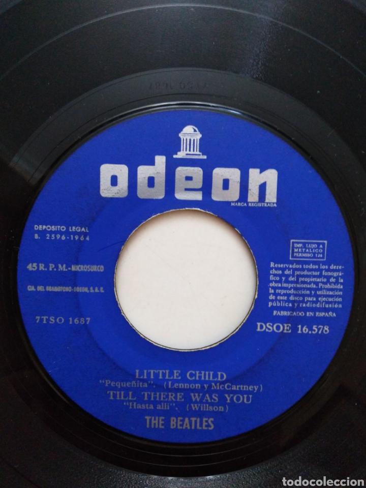 Discos de vinilo: Lote de 3 vinilos THE BEATLES ( leer descripción ) - Foto 17 - 278487123