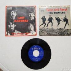 Discos de vinilo: LOTE DE 3 VINILOS THE BEATLES ( LEER DESCRIPCIÓN ). Lote 278487123