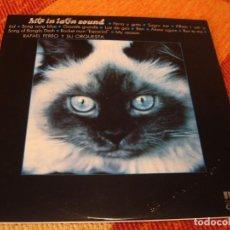 Discos de vinilo: RAFAEL FERRO LP HITS IN LATIN SOUND VOL. 2 PROMO ESPAÑA 1973 LAMINADA LIBRARY JULIO IGLESIAS. Lote 278487353