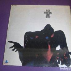 Discos de vinilo: SONNY STITT – BLACK VIBRATIONS - LP MARFER 1972 - JAZZ BOP - VINILO SIN APENAS USO. Lote 278490583