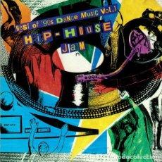 Discos de vinilo: VARIOUS – BEST OF '90S DANCE MUSIC VOL. 1 - HIP-HOUSE JAM. Lote 278491778
