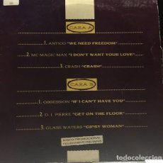 Discos de vinilo: VARIOUS – UNTITLED. Lote 278493318