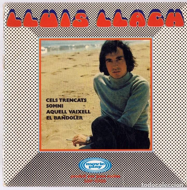 LLUIS LLACH AÑO 1970 (Música - Discos - LP Vinilo - Solistas Españoles de los 70 a la actualidad)