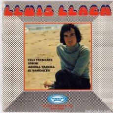 Discos de vinilo: LLUIS LLACH AÑO 1970. Lote 278501768