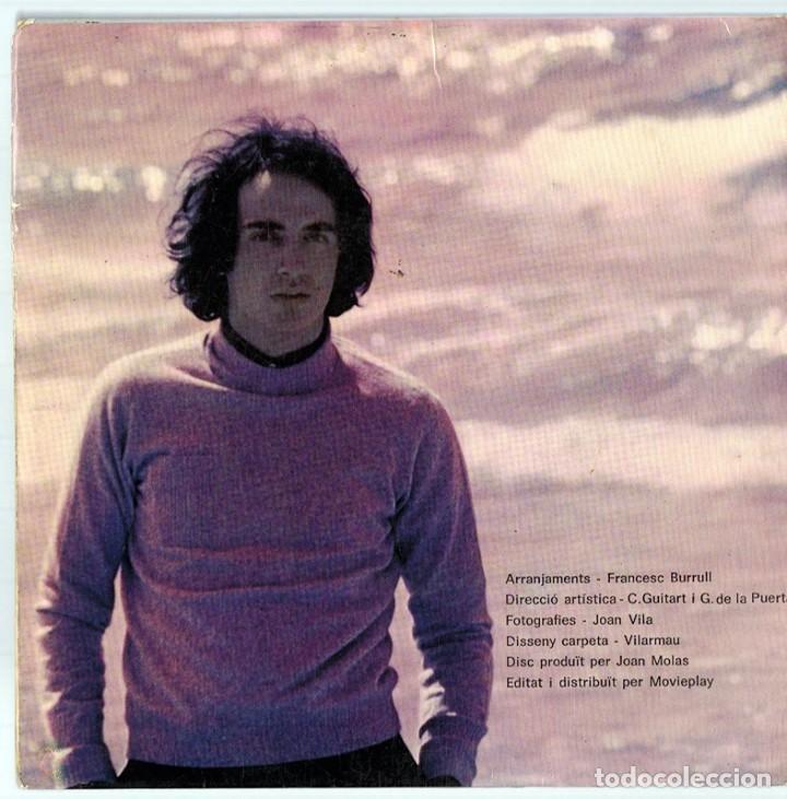 Discos de vinilo: LLUIS LLACH AÑO 1970 - Foto 2 - 278501768