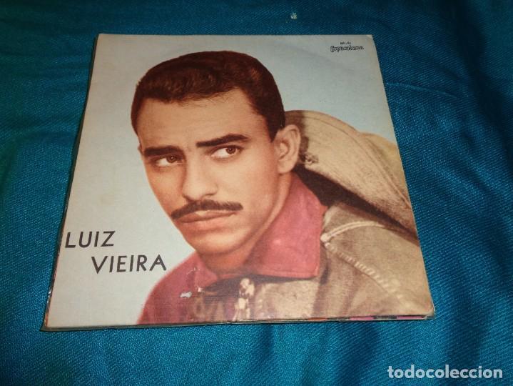 LUIZ VIEIRA. PRELUDIO PRA NINAR GENTE GRANDE + 3. EP. COPACABANA. EDC.BRASIL (Música - Discos de Vinilo - EPs - Grupos y Solistas de latinoamérica)