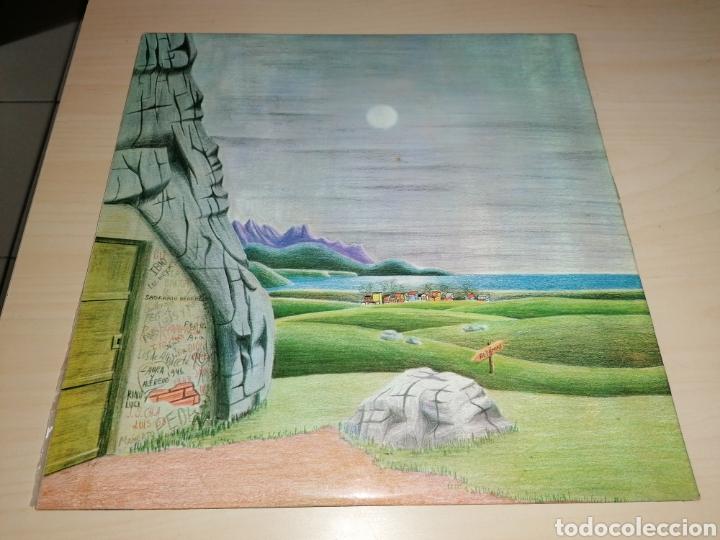 Discos de vinilo: Ibio - Cuevas De Altamira - LP de sello Movieplay Serie Gong - Edición español 1978 - Foto 2 - 278505878