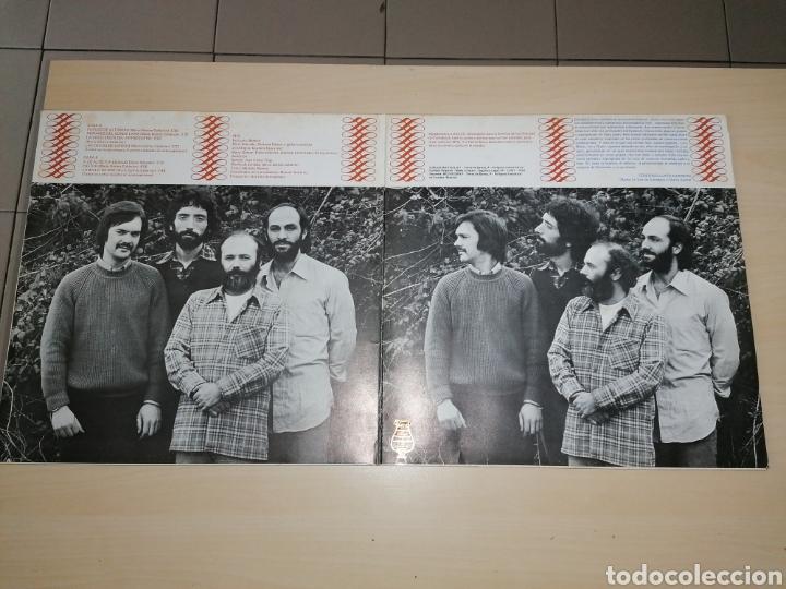 Discos de vinilo: Ibio - Cuevas De Altamira - LP de sello Movieplay Serie Gong - Edición español 1978 - Foto 3 - 278505878