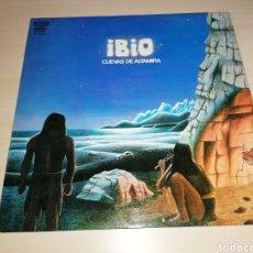 Discos de vinilo: IBIO - CUEVAS DE ALTAMIRA - LP DE SELLO MOVIEPLAY SERIE GONG - EDICIÓN ESPAÑOL 1978. Lote 278505878