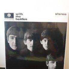 Disques de vinyle: THE BEATLES. WITH THE BEATLES. PARLOPHONE. 2017. PRECINTADO. Lote 278505993