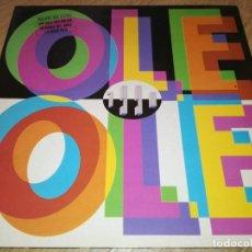 Discos de vinilo: OLE OLE-1990-GATEFOLD-ESTADO EXCELENTE. Lote 278515243