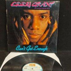 Discos de vinilo: EDDY GRANT / NO CONSIGO BASTANTE DE TI / LP-ICE-SPAIN-1981 / MBC. ***/***. Lote 278515823