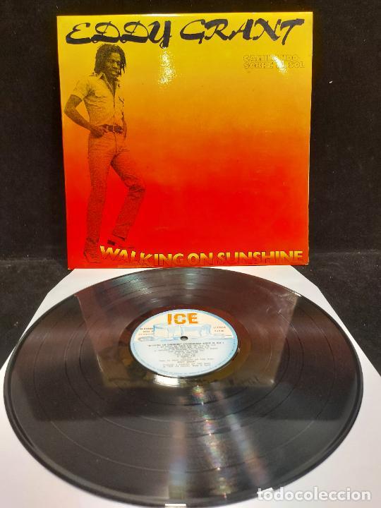 EDDY GRANT / CAMINANDO SOBRE EL SOL / LP-ICE-SPAIN-1979 / MBC. ***/*** (Música - Discos - LP Vinilo - Reggae - Ska)