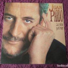 Discos de vinilo: JUAN PARDO – LA NIÑA Y EL MAR ,VINYL LP 1993 SPAIN 080 8 28258 1. Lote 278518073