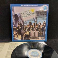 Discos de vinilo: BENNY GOODMAN / VOL III / ALL THE CATS JOIN IN / LP - CBS-JAZZ-1988 / MBC. ***/*** INSERTO.. Lote 278518143