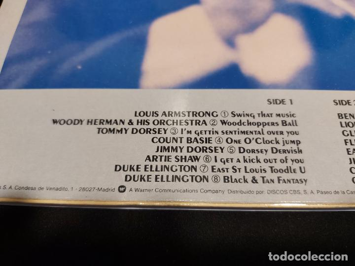 Discos de vinilo: BEST OF BIG BANDS / DIVERSOS ARTISTAS / LP - MCA RECORDS-1987 / MBC. ***/*** - Foto 3 - 278518603