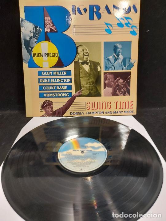 BEST OF BIG BANDS / DIVERSOS ARTISTAS / LP - MCA RECORDS-1987 / MBC. ***/*** (Música - Discos - LP Vinilo - Jazz, Jazz-Rock, Blues y R&B)