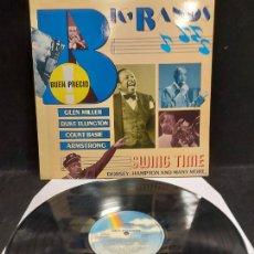 Discos de vinilo: BEST OF BIG BANDS / DIVERSOS ARTISTAS / LP - MCA RECORDS-1987 / MBC. ***/***. Lote 278518603