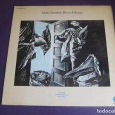 Discos de vinilo: STANLEY TURRENTINE – PIECES OF DREAMS - LP FANTASY 1975 - MARFER - DIRIA Q PUESTO UNA VEZ. Lote 278521713
