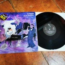 Discos de vinilo: UN PINGUINO EN MI ASCENSOR YANG & GINES LP VINILO DEL AÑO 1987 CONTIENE 7 TEMAS. Lote 278524943