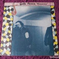 Discos de vinilo: GATO PEREZ – ROMESCO ,VINYL LP 1979 SPAIN UM 2049. Lote 278532333