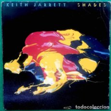 Discos de vinilo: KEITH JARRETT – SHADES, VINILO, LP.. Lote 278532913