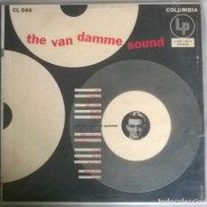 Discos de vinilo: THE ART VAN DAMME QUINTET.THE VAN DAMME SOUND. COLUMBIA, USA 1954 RE LP. Lote 278535538