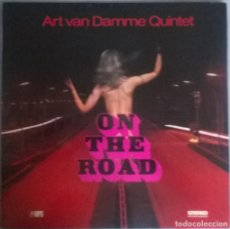 Discos de vinilo: THE ART VAN DAMME QUINTET. ON THE ROAD. MPS, GERMANY 1969 LP. Lote 278535958