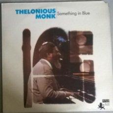 Discos de vinilo: THELONIOUS MONK. SOMETHING IN BLUE. BLACK LION, USA 1972 LP. Lote 278539598