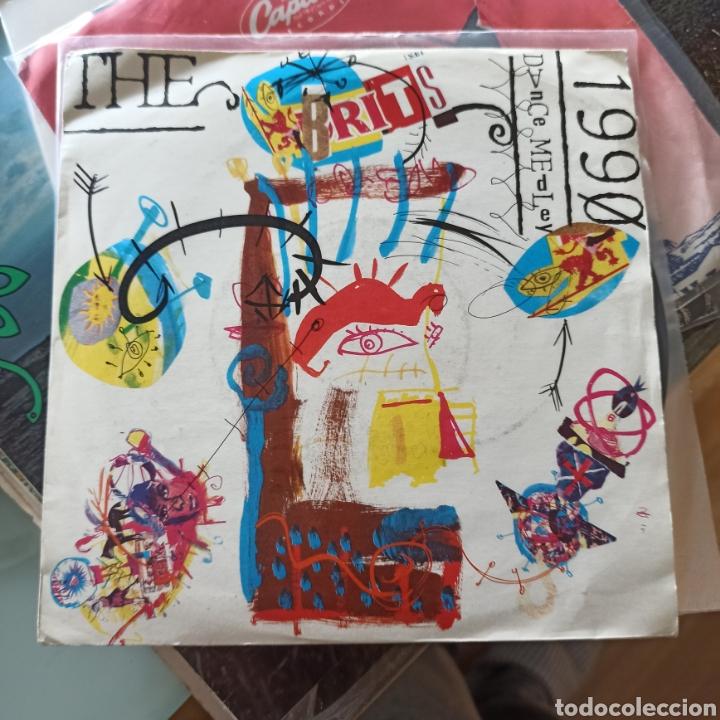 THE BRITS 1990 (DANCE MEDLEY) (RCA, EUROPE, 1990) (Música - Discos - Singles Vinilo - Techno, Trance y House)