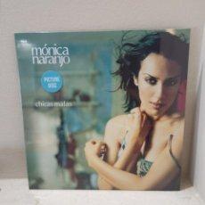 Discos de vinilo: MÓNICA NARANJO CHICAS MALAS. Lote 278551448