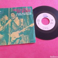 Discos de vinilo: SINGLE. IKE & TINA TURNER. FEEL SO GOOD - FLEE FLEE FLA. 1969. Lote 278556843