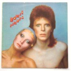 Discos de vinilo: DAVID BOWIE – PINUPS CANADA,1973 RCA VICTOR. Lote 278559538