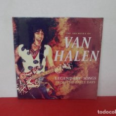 Discos de vinilo: VAN HALEN - LEGENDARY SONGS - LP - LASER MEDIA 2021 UE LM 5611 - NUEVO PRECINTADO. Lote 278560948