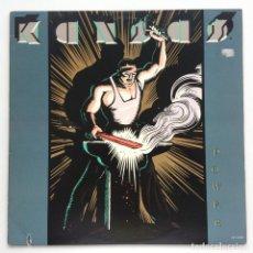 Discos de vinilo: KANSAS – POWER USA,1986 MCA RECORDS. Lote 278561283