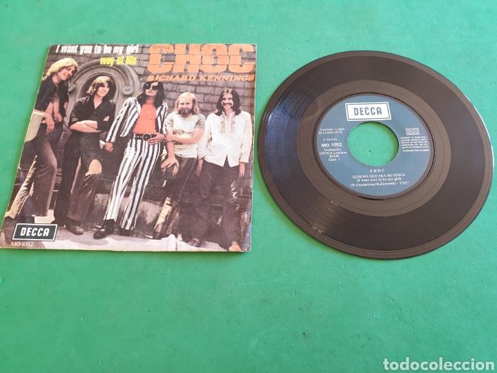 SINGLE. CHOC RICHARD KENNINGS. DECCA - 1970. (Música - Discos - Singles Vinilo - Pop - Rock - Internacional de los 70)