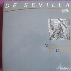 Discos de vinil: LP SEMANA SANTA - DE SEVILLA - MUSICA PROCESIONAL DE CAPILLA, MUSICA RELIGIOSA (VER FOTO ADJUNTA). Lote 278563538