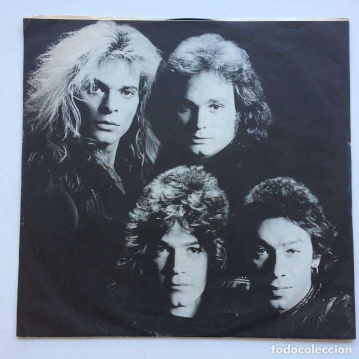 Discos de vinilo: Van Halen – Fair Warning Canada1981 Warner Bros Records - Foto 3 - 278565158