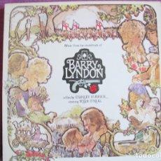Disques de vinyle: LP - BARRY LYNDON - VARIOS (ENGLAND, WARNER BROS RECORDS 1975). Lote 278566318