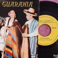 Discos de vinilo: EP TRIO GUARANIA - CUCURRUCÚ PALOMA / EL SUCU SUCU +2 - IB-45-1130 - SPAIN PRESS (EX++/EX++). Lote 278574743